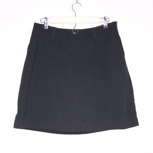Nike Golf Athletic Black Skirt Size M